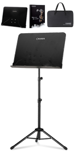 music stand for sheet music