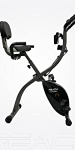 Reach Contempo Foldable Bike