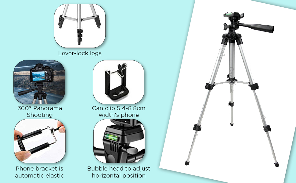 Tripod for mobile stand