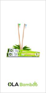 bamboo toothbrush natural