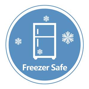 freezer safe baby suction bowl