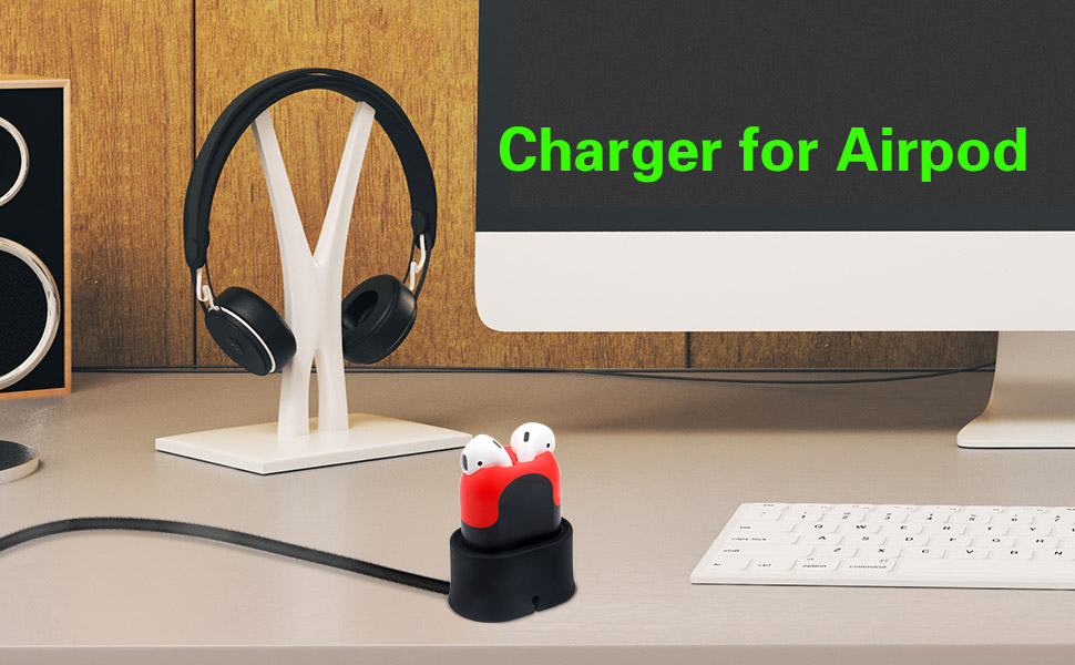 charging station for apple new airpods