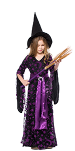 Fairy Tales Witch Costume