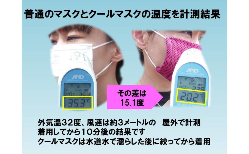 マスクの会 クールマスク