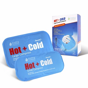 Large and Cold Compress Health Hot and Cold Therapy Shoulder Neck Headache