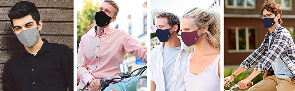 Giordano mask quality and style
