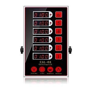 digital fryer timer