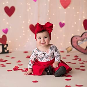 Toddler Girls Valentines Dress