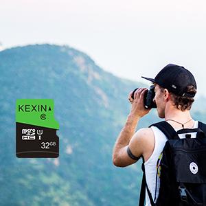 kexin 32GB micro sd card