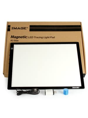 a3 magnetic tracing light pad light box a3 led light board for painting