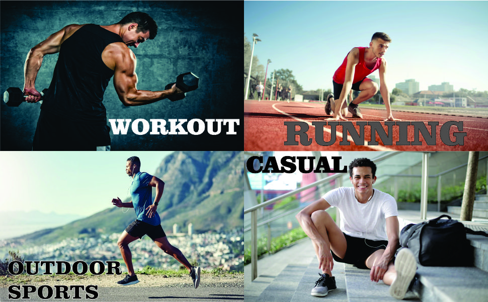 Workout sports outdoor running casual shorts