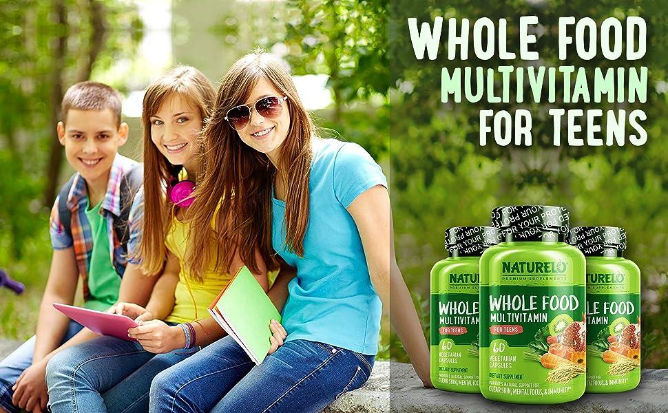 Multivitamin for Teens