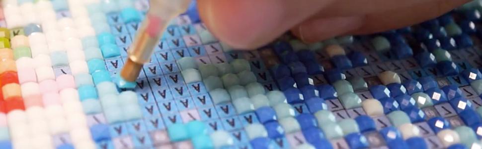 Diamond Painting, Diamond Painting Kits, Paint With Diamonds