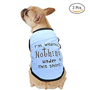 MeowWow Pet Shirts Plaid Dog Cotton T Shirt Puppy Kitten Clothes