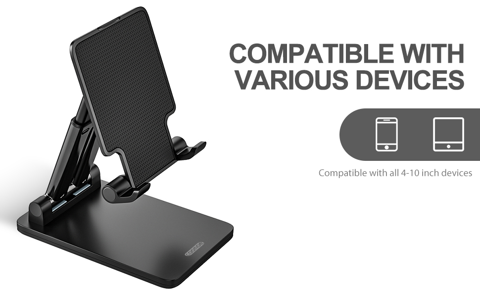 compatible with various devices