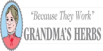 Grandma's Herbs All Natural Herbal Supplements that Promote Health and Wellness