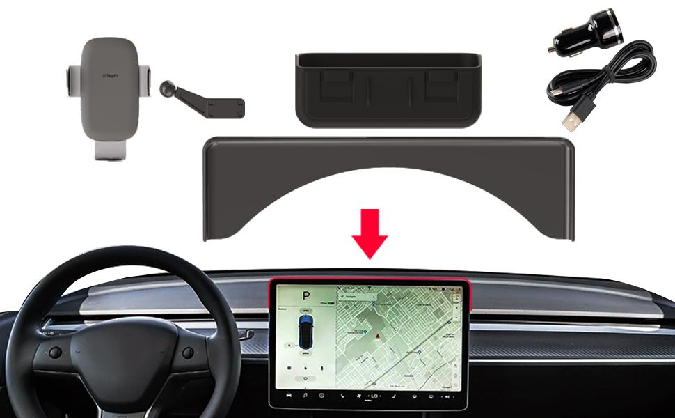 topfit para Tesla Kit de luces de repuesto interiores Iluminaci/ón LED de coche para maletero Luz interior LED ultrabrillante delantera para Tesla Model 3 Model S Model X