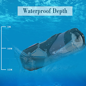 waterproof X58s camera