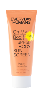 Oh My Bod! SPF50 Body Sunscreen