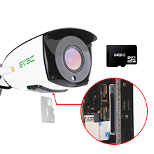 128gb sd card storage security camera ftp camera onvif camera nvr dvr playback camera sd card slot