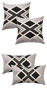 pillows cover couch 18x18 farmhouse sofa accent 20x20 bed cute 18 cushion grey decor case boho