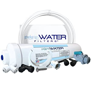 plumb kit water filter kit for keurig 2.0 brewers