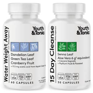 water pills colon cleanse