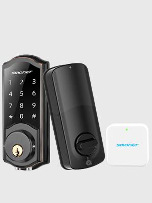 wifi smart deadbolt