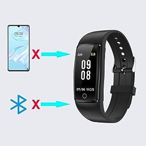 Contapassi senza Bluetooth senza APP