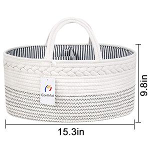 Diaper Storage Basket