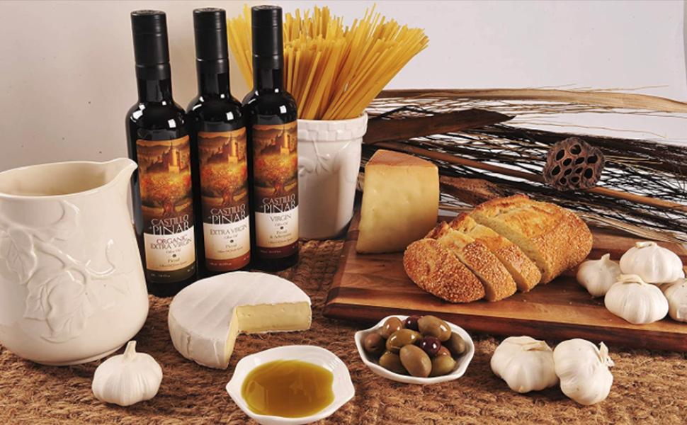 Castillo de Pinar Olive Oil