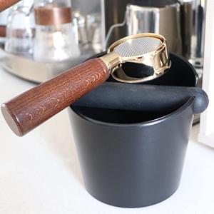 espresso knock box