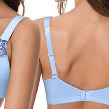 Adjustable shoulder straps