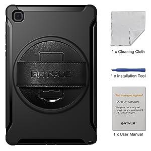 BATYUE Case for Samsung Galaxy Tab A7 10.4 2020