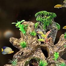 aquarium rocks for fish tank
