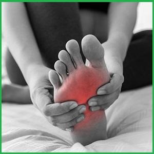Symptoms of Foot Drop
