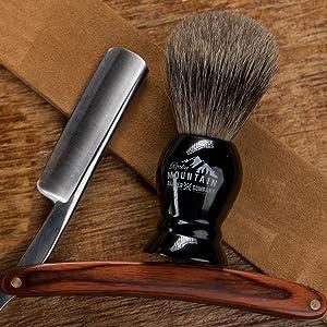 Shaving Badger Brush for Razor