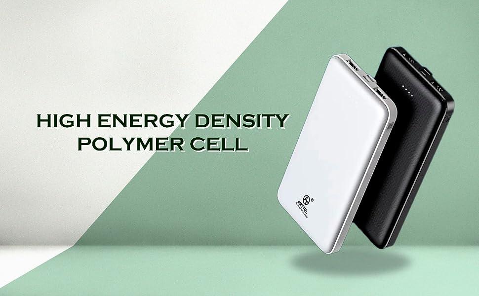 HIGH ENERGY DENSITY POLYMER CELL