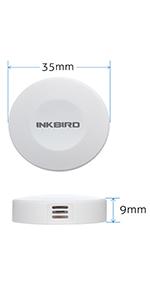 IBS-TH1 MINI thermometer
