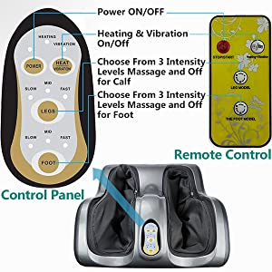 Easy to Use Foot Massager