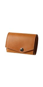 小さい財布(abrAsus)アブラサス ブッテーロレザーエディション