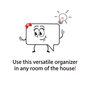 versatile organizer