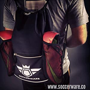 team sports soccer bag
