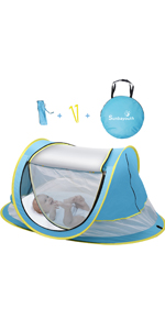 infant baby tent