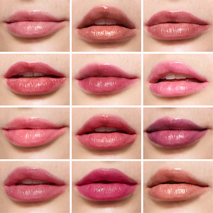 undone beauty light on lip 12 shades Lip Balm volume lip gloss  enhance Long lasting Coconut oil