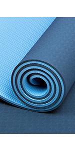 yoga mat exercise mat