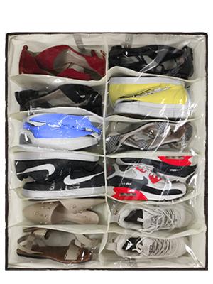 under bed shoe, underbed storage