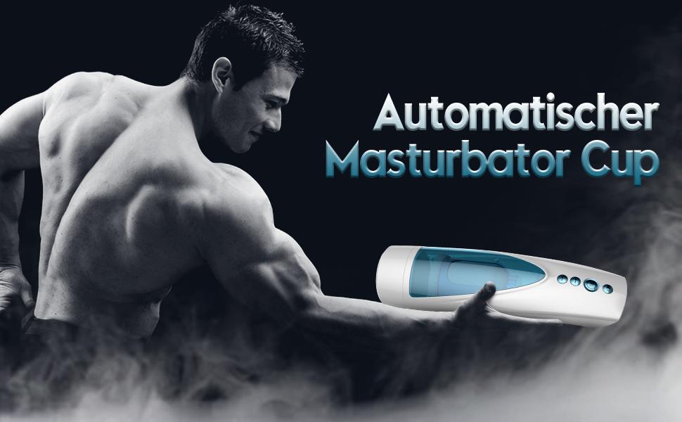 Automatischer Masturbator