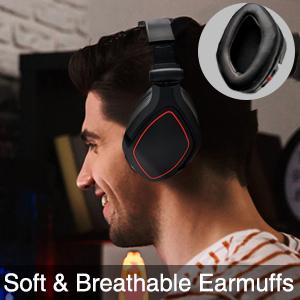 pc wireless gaming headset
