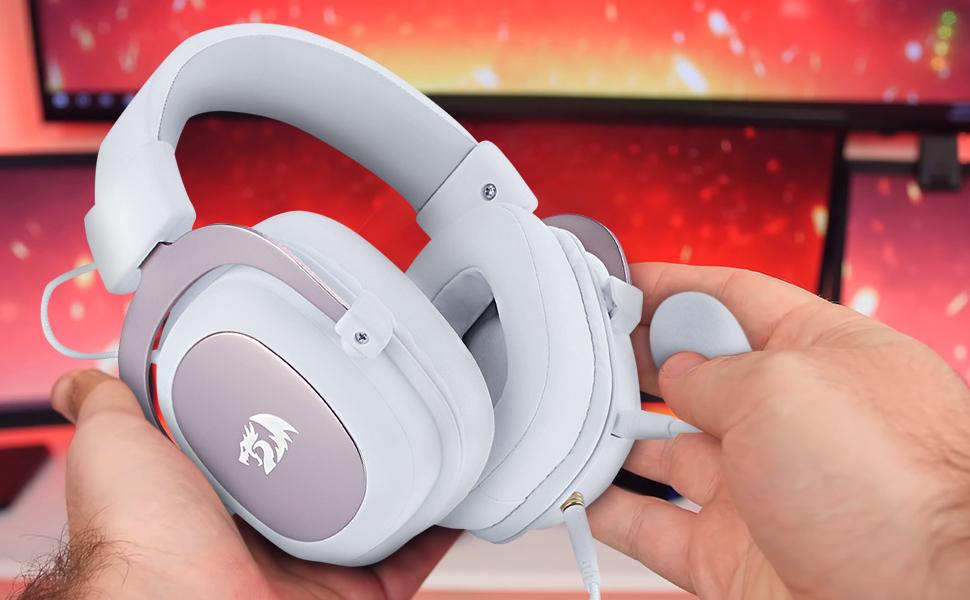 auriculares gaming Redragon H901 SCYLLA